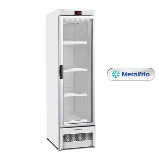 Cervejeira Porta de Vidro 324L VN28RB - Metalfrio