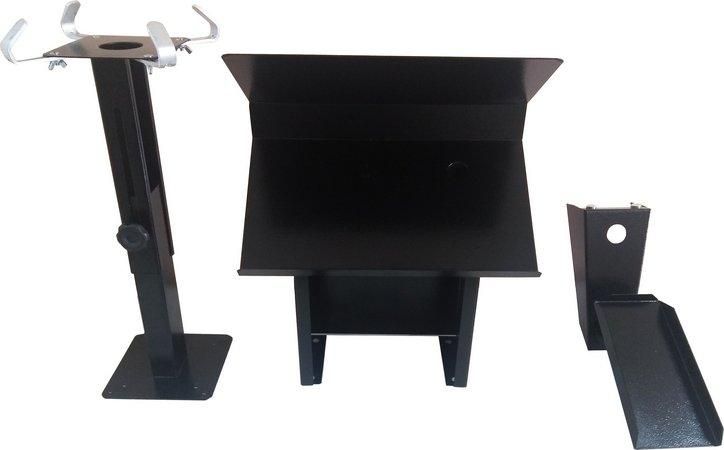 Check Out Black 1,55 x 100 x 090 (Monta lado direito ou esquerdo) Innal
