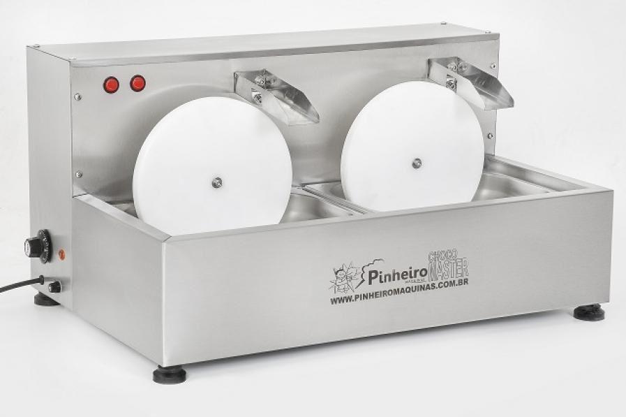 Derretedeira Choco Master 10 Kg com 2 Discos Pinheiro