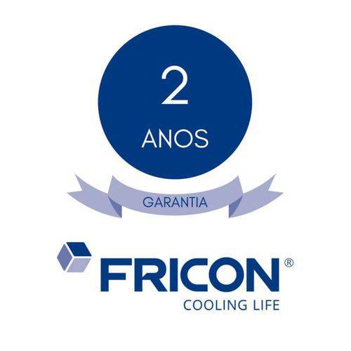 Expositor Auto Serviço 5 Portas ACFM 2.375 Litros Cinza Fricon