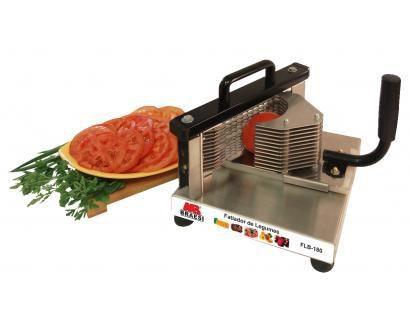 Fatiador de Tomate Profissional em Inox  FLB-180 Braesi