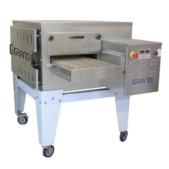 Forno de Esteira para Pizzaria Modelo FE-400 a Gás Grano