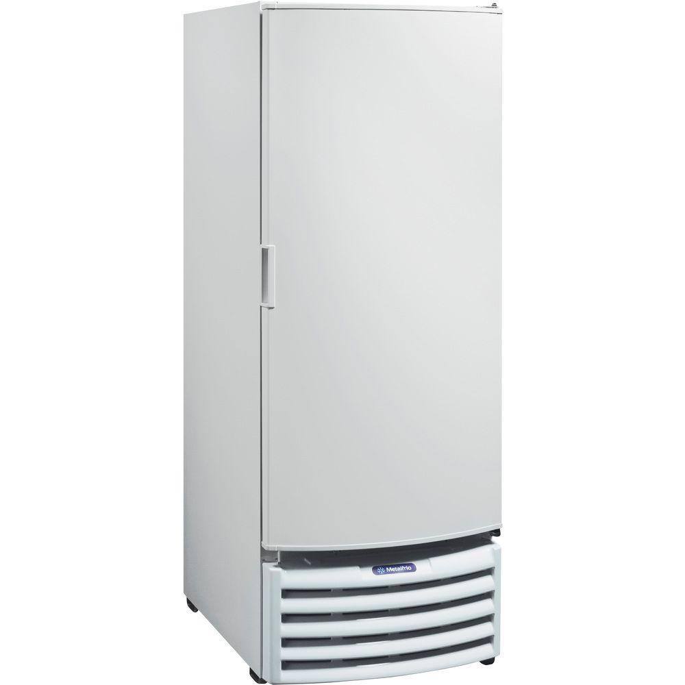 Freezer Conservador Vertical Tripla Ação 539 Litros VF 56  Metalfrio-110v