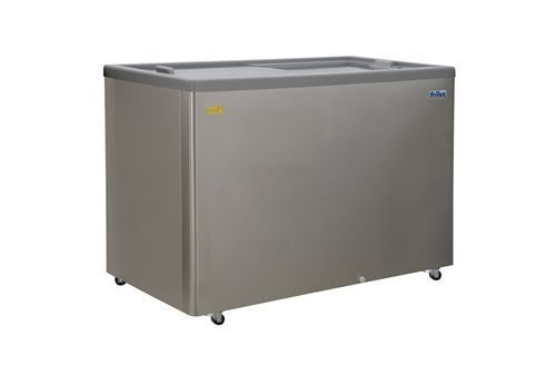 Freezer Dupla Açoão Total Inox 304  589 litros  Frilux