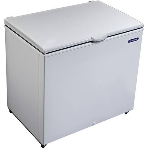 Freezer e Refrigerador Horizontal Dupla Ação Metalfrio DA302 1 Tampa 293 litros 220v