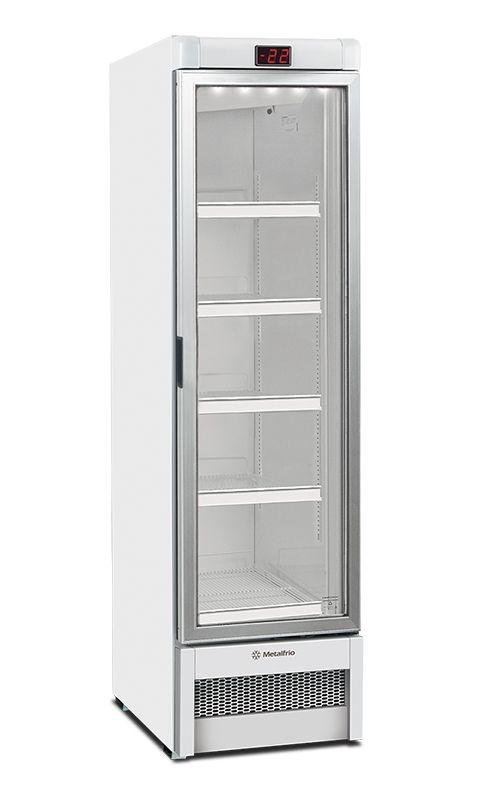 Freezer Expositor Para Sorvete e Congelados 324 Litros VF-28F Metalfrio