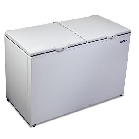 Freezer Horizontal DA420 C/Chave - 419 Litros Metalfrio