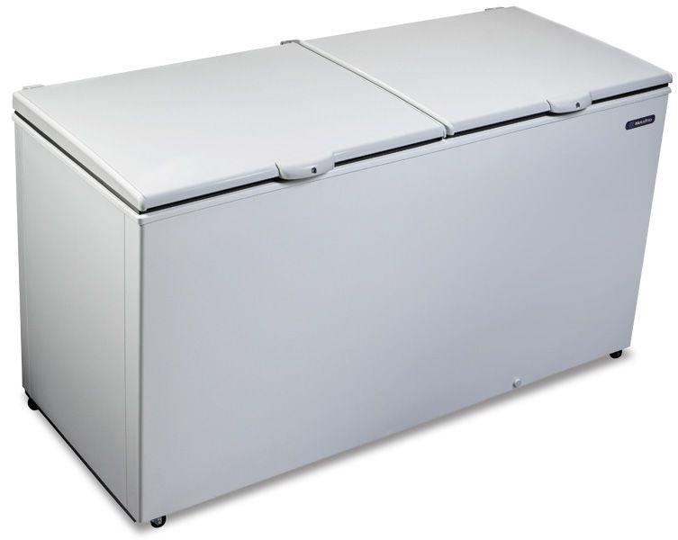 Freezer Industrial Dupla Ação DA 550 Litros Metalfrio