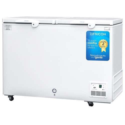 Freezer Industrial Dupla Ação HCED 411 Litros Fricon