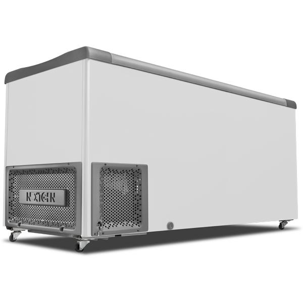 Freezer para Sorvete e Congelados  NF55 Supra 491 Litros  Metalfrio