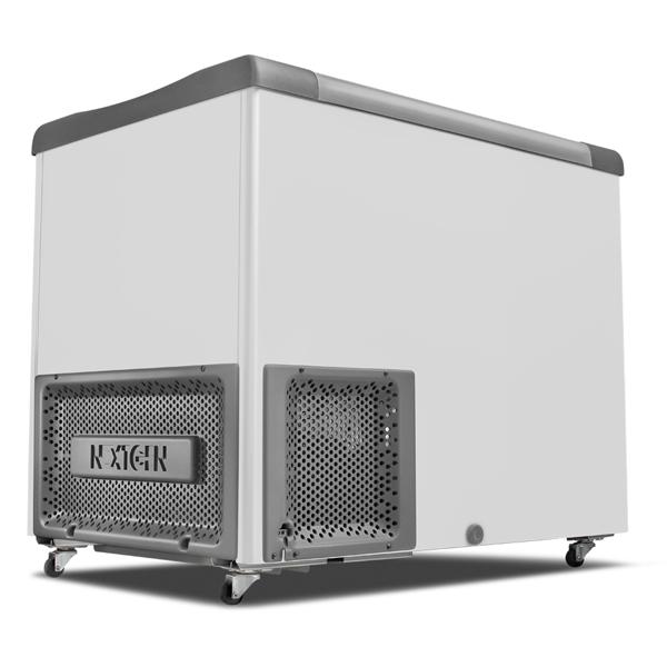 Freezer para Sorvete e Congelados  NF 20 Supra 180 Litros  Metalfrio
