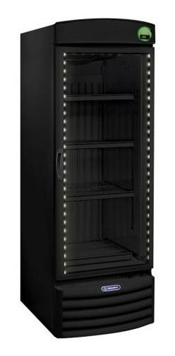 Freezer Vertical Para Sorvetes e Congelados  -18°C/-22°C 572 Litros VF-50F Black Metalfrio