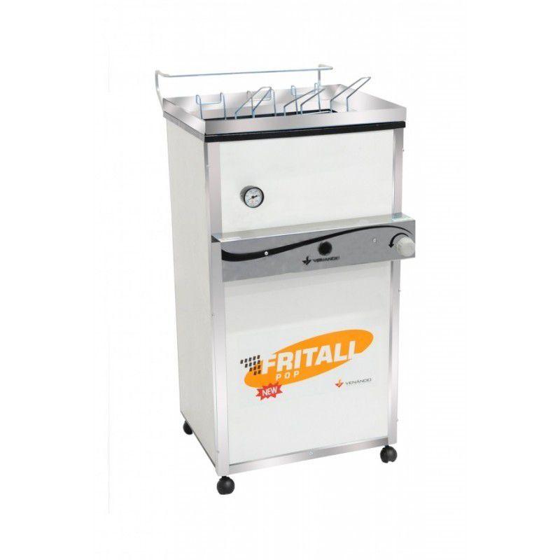Fritador Aguá e Óleo a Gás Super FAOAP 30 Litros Venancio
