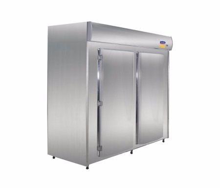 Geladeira de Açougue Minicâmara 600 Kg Inox 2 Portas 1722 Litros  Klima