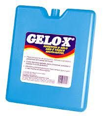 Gelo-x Reutilizavel Para conservar produtos congelado