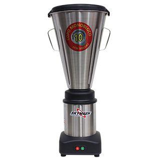 Liquidificador Comercial Inox 10 Litros LS-10MB-N Skymsen