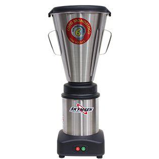 Liquidificador Comercial Inox 6 Litros LS-06MB-N Skymsen