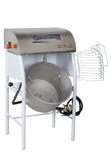 Máquina de Cozimento e Misturadora MCM22 Litros Gastromaq