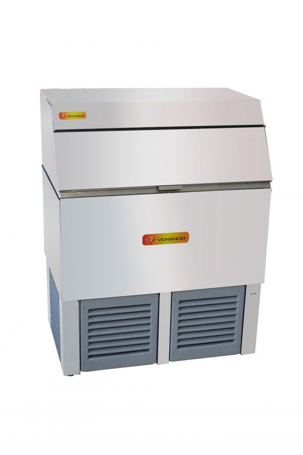 Máquina de Gelo Cubo Produção para Até 150 Kg/dia  MFG150  Venâncio