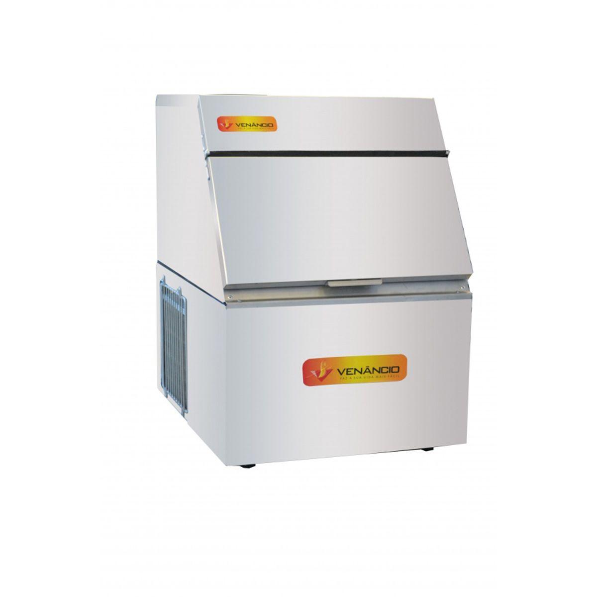 Máquina de Gelo Cubo Produção para Até 50 Kg/dia MFG50 Venâncio