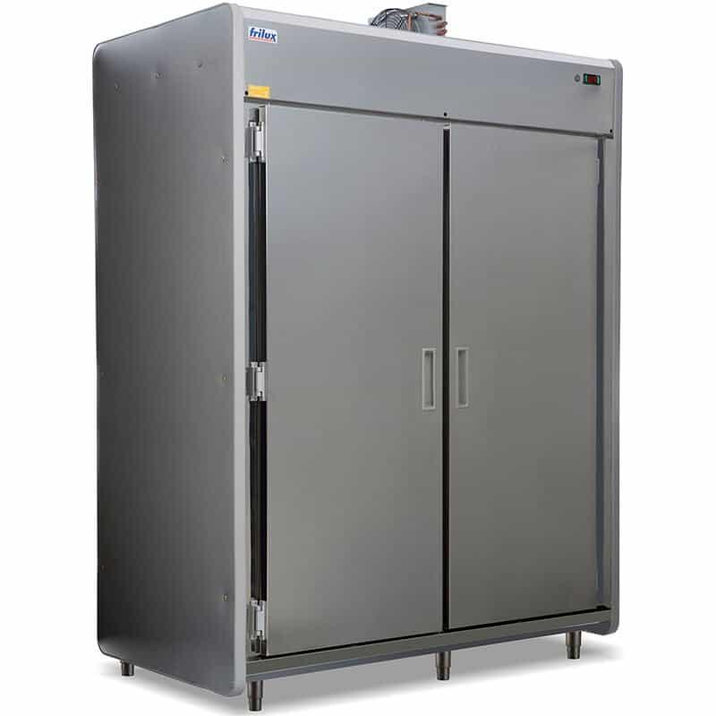 Mini Câmara Geladeira de Açougue 2 Portas 2.400 Litros RF56 Frilux