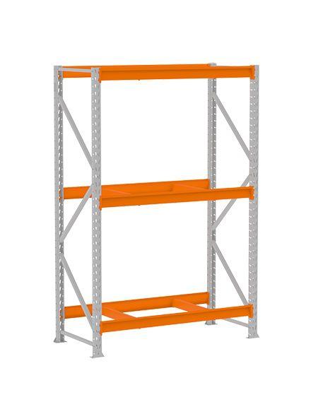 Mini Porta Pallet 3 Níveis  2,00 x 1,20 x 080 Modulo Inicial  Amapá