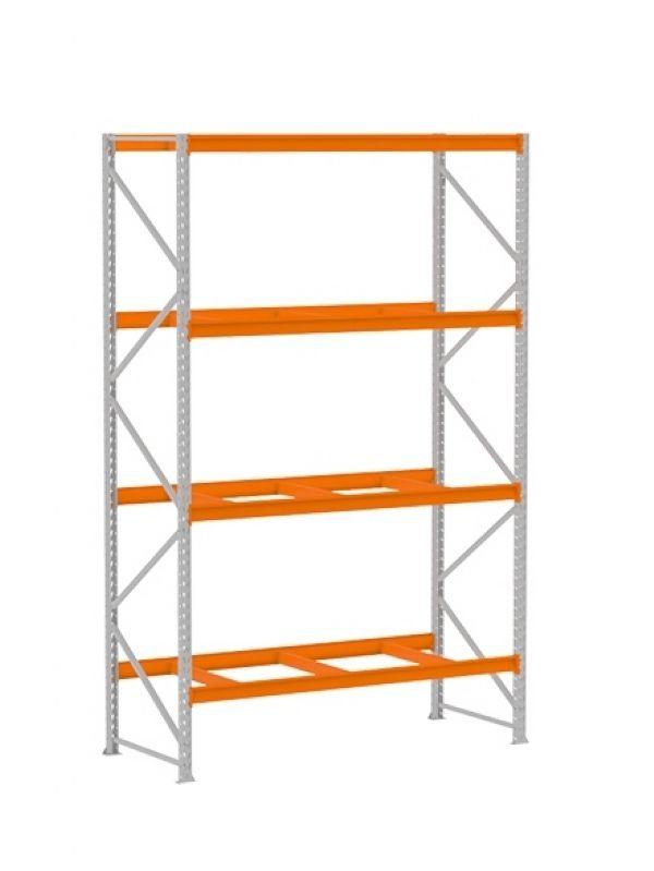 Mini Porta Pallet 4 Níveis 3,00 x 1,80 x 080 Modulo Continuação Amapá