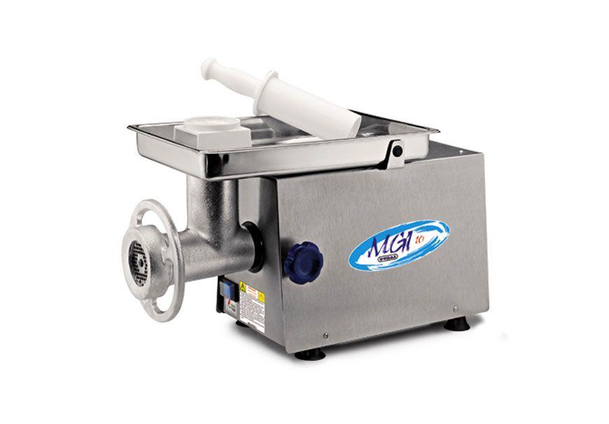 Picador Moedor de Carne Boca 10 MGI-10 Motor 05,CV Gural