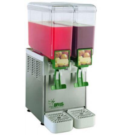 Refresqueira 2 sabores Compact 2.8/ 16 Litros BRÁS