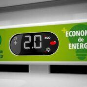 Refrigerador Expositor 406 Litros C/Controlador Eletrônico  VB40RE Metalfrio
