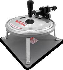 Seladora para  Marmitex Classic Vitalex