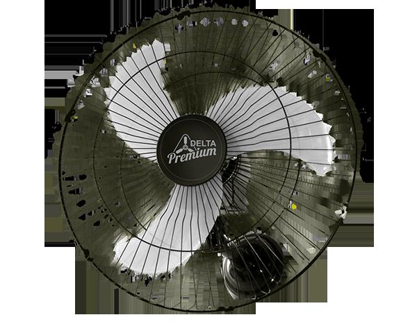 Ventilador de Parede Bivolt 60cm venti-delta