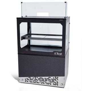 Vitrine Caixa BGCX 100 mm Linha Black Gourmet Polar