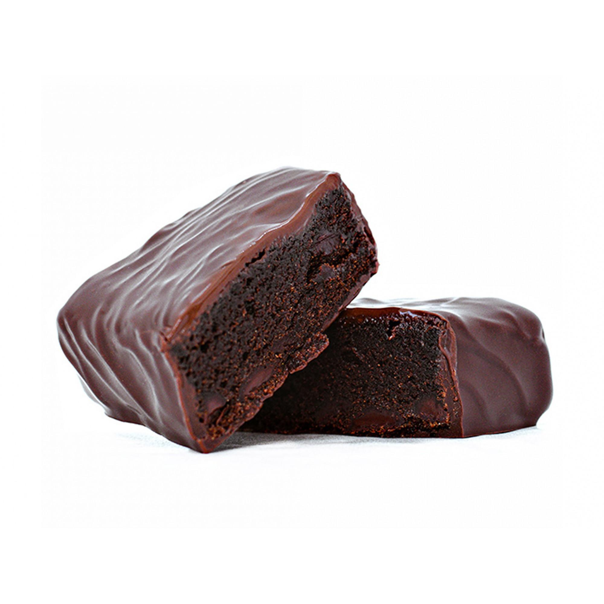 Brownie Cremoso com Nozes