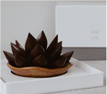 Flor de Chocolate (Somente para Curitiba e região metropolitana)