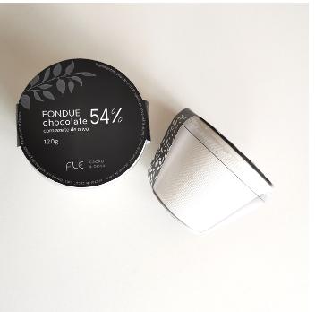 Fondue de chocolate 54% - 120g