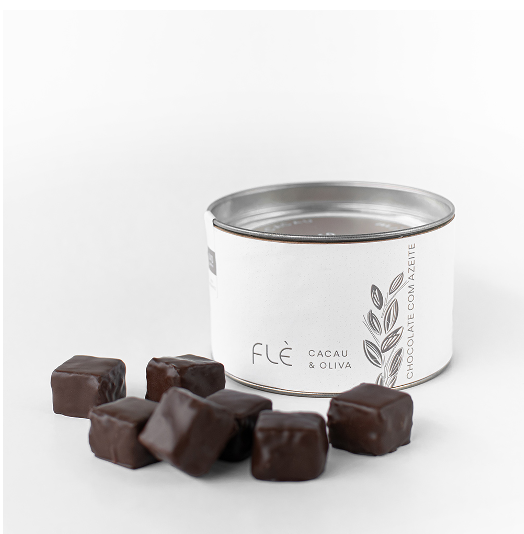 Mini Brownies Puro Cacau - 140g