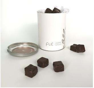 Minis Flè - Brownies Puro Cacau - 280g