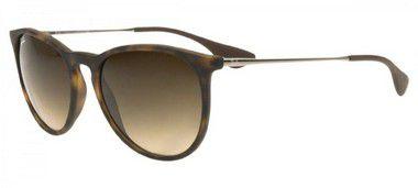 c2d85050b Óculos de Sol Ray Ban Erika RB4171 Efeito Onça