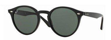 b612bfebab848 Óculos de Sol Ray Ban Highstreet Rb2180 Preto Fosco Lente Preta - New Store  ...