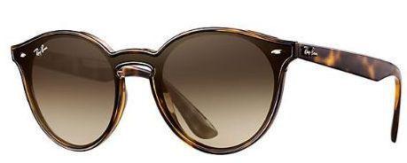 80a13433ebf49 Óculos de Sol Ray Ban RB2180 Tartaruga Lente Marrom Degrade - New Store ...
