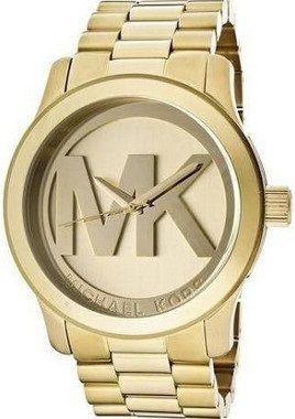 9565057a7 Relógio Michael Kors Mk5473 Dourado