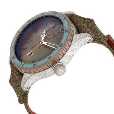 4eb0b3e6585 ... Relógio Nixon A2691765 Diplomat Dial Marrom - New Store ...