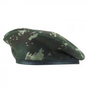 Boina Militar Paraná Camuflada Tecido Leve