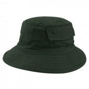 Chapéu Bucket 2 com bolso Street Style Tecido Verde