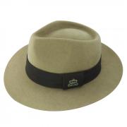 Chapéu Diamante Soft em Feltro de Lã Importada Bege San Doná REF: 008.05.04.027