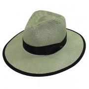 Chapéu Rock Sport UV 50+ de Algas Verdes de Verão
