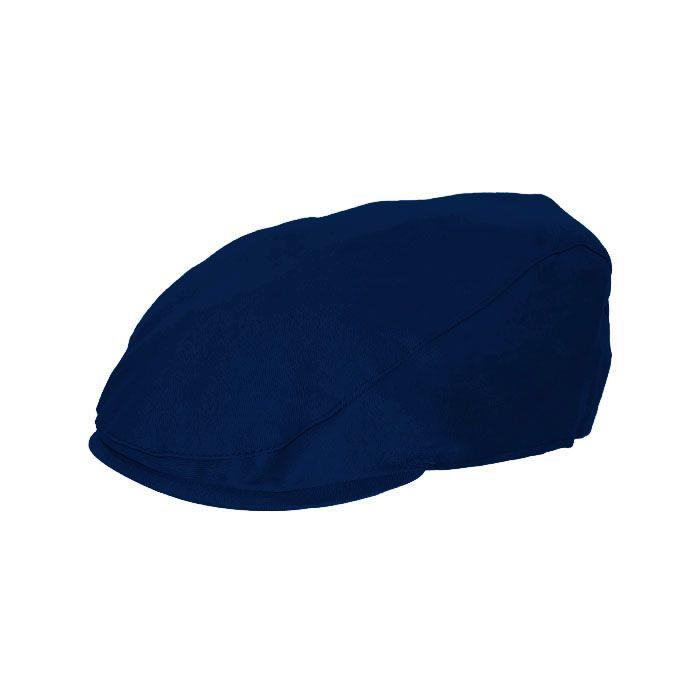 Boina Masculina Italiana Classic Verão Azul Escuro