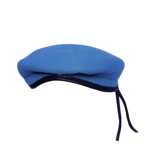 Boina Militar II Azul Celeste