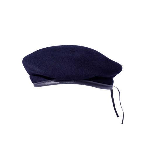 Boina Militar II Azul Royal
